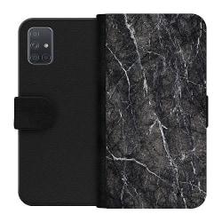 Samsung Galaxy A71 Wallet Case Marmor