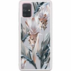Samsung Galaxy A71 Soft Case (Frostad) Bloom