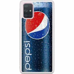 Samsung Galaxy A71 Soft Case (Frostad) Pepsi Can