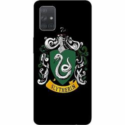 Samsung Galaxy A71 Thin Case Harry Potter - Slytherin
