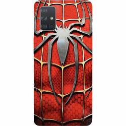 Samsung Galaxy A71 Thin Case Spiderman