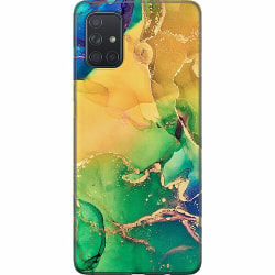 Samsung Galaxy A71 Thin Case Avem Achates