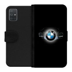 Samsung Galaxy A71 Wallet Case BMW