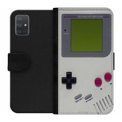 Samsung Galaxy A71 Wallet Case Game