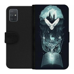 Samsung Galaxy A71 Wallet Case Harry Potter