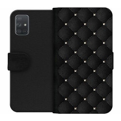Samsung Galaxy A71 Wallet Case Luxe