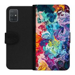 Samsung Galaxy A71 Wallet Case Wild Colours