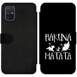 Samsung Galaxy A71 Wallet Slimcase Hakuna Matata