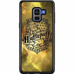 Samsung Galaxy A8 (2018) Soft Case (Svart) Harry Potter