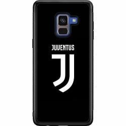 Samsung Galaxy A8 (2018) Soft Case (Svart) Juventus