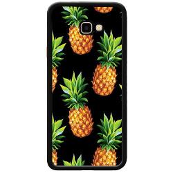 Samsung Galaxy J4 Plus (2018) Soft Case (Svart) Ananas