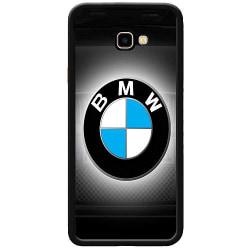 Samsung Galaxy J4 Plus (2018) Soft Case (Svart) BMW