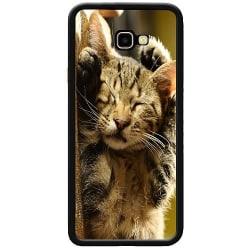 Samsung Galaxy J4 Plus (2018) Mobilskal Sleep Little Cutie Cat