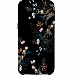 Samsung Galaxy J4 Plus (2018) Thin Case Blommor