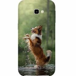 Samsung Galaxy J4 Plus (2018) Thin Case Hund