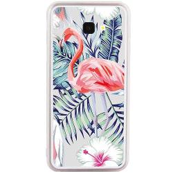 Samsung Galaxy J4 Plus (2018) Soft Case (Frostad) Flamingo