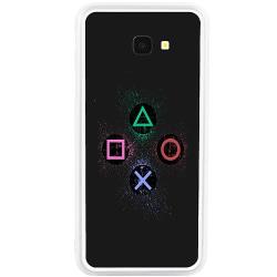 Samsung Galaxy J4 Plus (2018) Soft Case (Vit) Game
