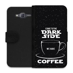 Samsung Galaxy J5 Plånboksfodral Dark Side