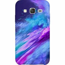 Samsung Galaxy J5 Thin Case Crashing Purples