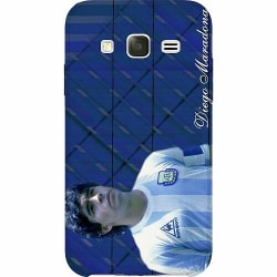 Samsung Galaxy J5 Thin Case Diego Maradona