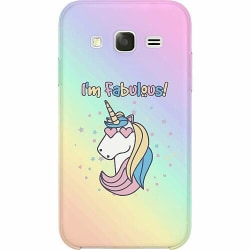 Samsung Galaxy J5 Thin Case UNICORN