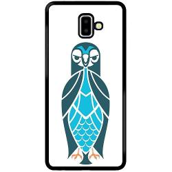 Samsung Galaxy J6 Plus (2018) Soft Case (Svart) Eagle