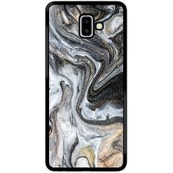 Samsung Galaxy J6 Plus (2018) Soft Case (Svart) Grå