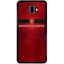 Samsung Galaxy J6 Plus (2018) Mobilskal Manchester United