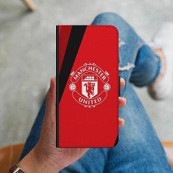 Huawei Y6 (2018) Plånboksskal Manchester United FC