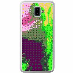 Samsung Galaxy J6 Plus (2018) Soft Case (Frostad) Bitsbits