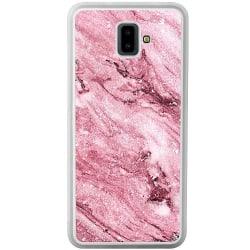 Samsung Galaxy J6 Plus (2018) Soft Case (Frostad) Glitter Marble