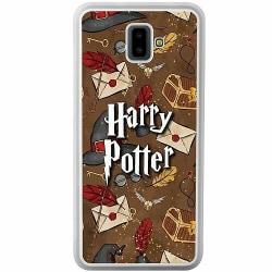 Samsung Galaxy J6 Plus (2018) Soft Case (Frostad) Harry Potter