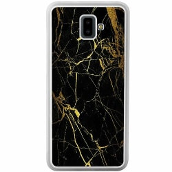 Samsung Galaxy J6 Plus (2018) Soft Case (Frostad) Marmor