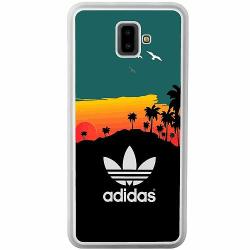Samsung Galaxy J6 Plus (2018) Soft Case (Frostad) Statement