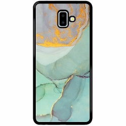 Samsung Galaxy J6 Plus (2018) Soft Case (Svart) Coastline