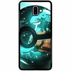 Samsung Galaxy J6 Plus (2018) Soft Case (Svart) Pokemon