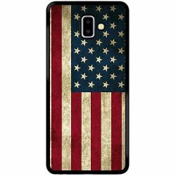 Samsung Galaxy J6 Plus (2018) Soft Case (Svart) USA