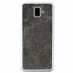 Samsung Galaxy J6 Plus (2018) Soft Case (Vit) Arenaceous Ash