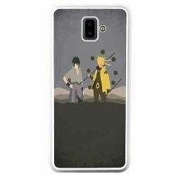 Samsung Galaxy J6 Plus (2018) Soft Case (Vit) Naruto