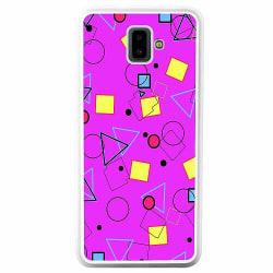 Samsung Galaxy J6 Plus (2018) Soft Case (Vit) Retroactive