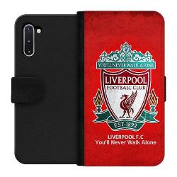 Samsung Galaxy Note 10 Wallet Case Liverpool