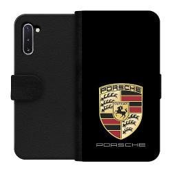 Samsung Galaxy Note 10 Wallet Case Porsche