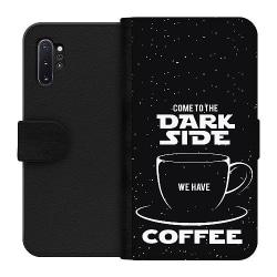 Samsung Galaxy Note 10 Plus Plånboksfodral Dark Side
