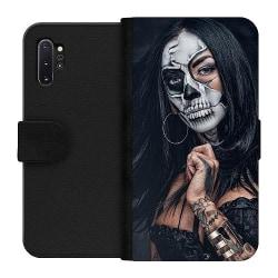 Samsung Galaxy Note 10 Plus Wallet Case Día de Muertos