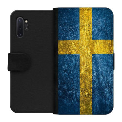 Samsung Galaxy Note 10 Plus Wallet Case Sverige