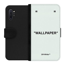 Samsung Galaxy Note 10 Plus Wallet Case White Off