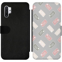 Samsung Galaxy Note 10 Plus Wallet Slim Case P.S. ILY <3