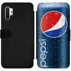 Samsung Galaxy Note 10 Plus Wallet Slim Case Pepsi Can