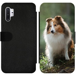Samsung Galaxy Note 10 Plus Wallet Slim Case Hund