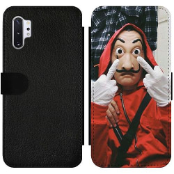Samsung Galaxy Note 10 Plus Wallet Slim Case La casa de papel